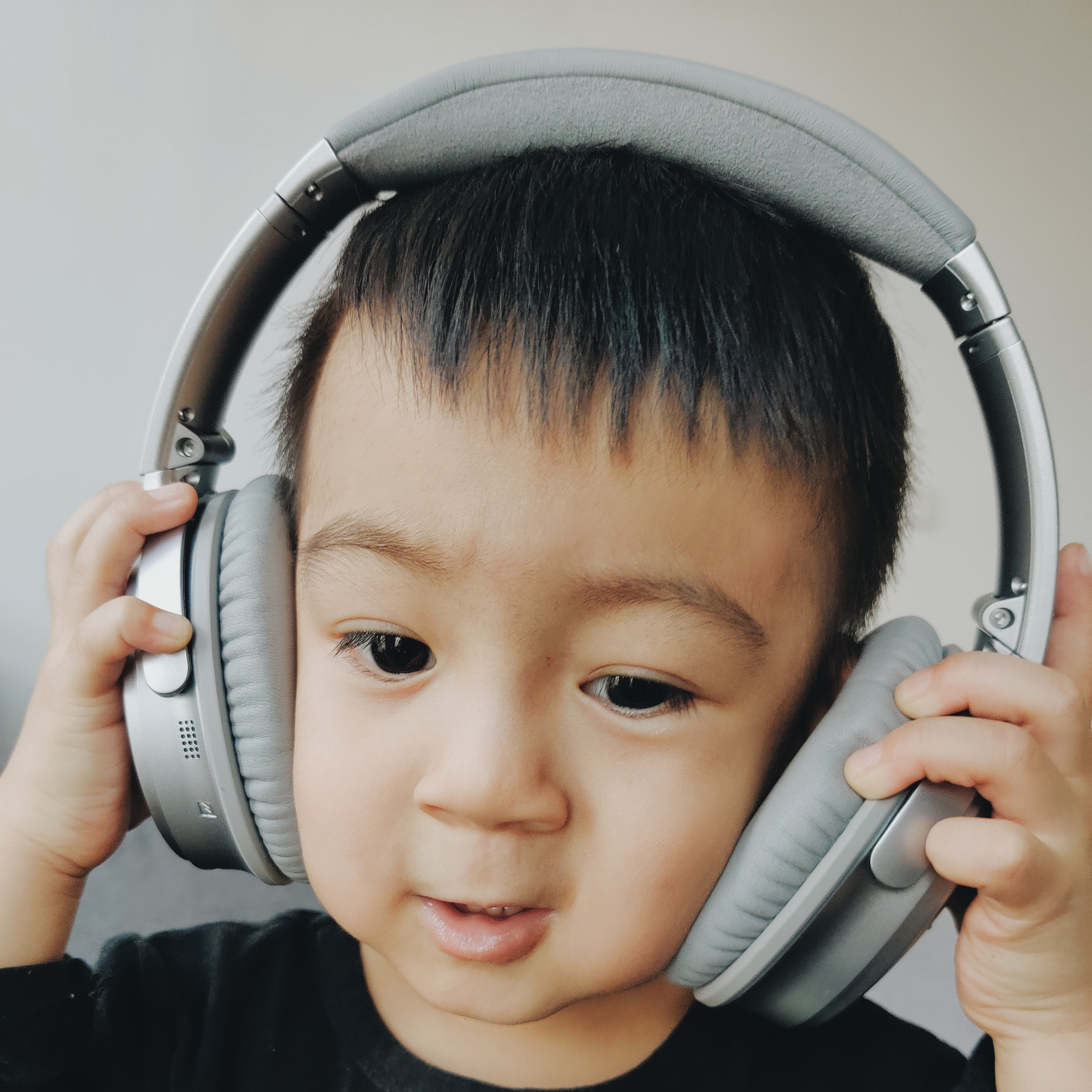avoiding noise with a headset